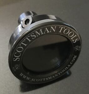 Scottsman Tungsten Sharpener W Grinder Attachment
