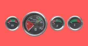 Massey Ferguson 260 265 275 285 290 298 565 575 590 595 Gauges Kit