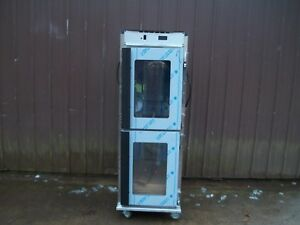 New Cres Cor Hungry Howies Heated Holding Cabinet Hot Box Pizza H138npsu40rl