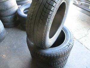 4 225 60 17 99t Michelin X Ice X12 New Tires Snow Tires