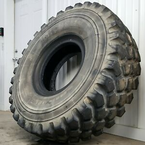 Michelin Xzl 16 00 R20 Off road 22 Ply 6x6 Mud Truck Tires 70 80 Tread B grade