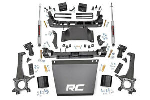 6 Suspension Lift Kit W Shocks For Toyota Tacoma 16 18 4wd Rough Country