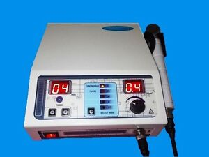 New 1 Mhz Chiropractic Portable Ultrasound Therapy Therapeutic Unit Lmt Offer Cg