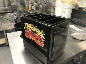 Gold Medal Cheese Cup Warmer El Nacho Grande Nacho Chips And Cheese