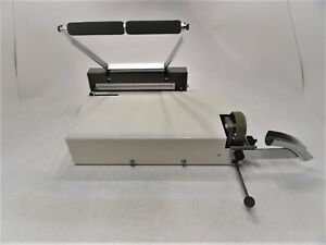 Performance Design Pc2004 Manual Paper Hole Punch Power Tested