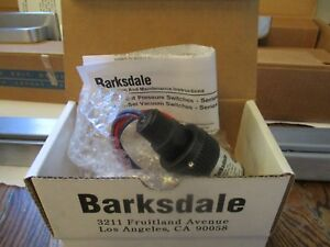 New Barksdale L96211 bb4 s0667 Directional Control Valves Pressure Switches