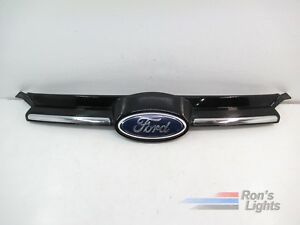 2013 2016 Ford C Max Upper Front Grille W Emblem Oem Pre Owned