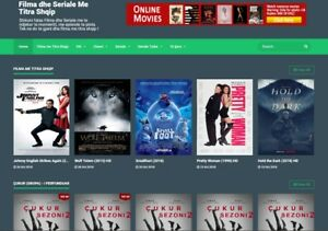 Website Movie Blogger Full Seo worth 2k 480 Movies Published