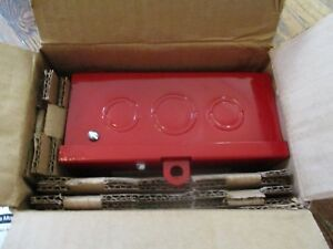 New Veeder Root Red Jacket lq Pump Control Box 120 Volts 880 051 1