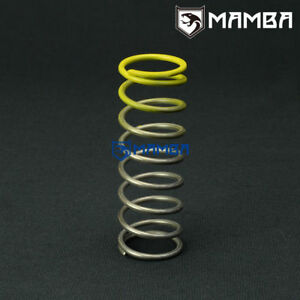 Mamba Blow Off Valve Spring For Tial 50mm Bov Bv50 Alpha Q 12 Psi Yellow