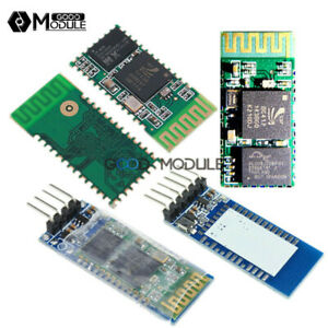 Hc 05 Hc 06 Serial Rs232 Ttl Wireless Bluetooth Rf Transceiver Module Base Board