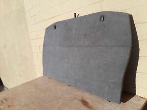 2004 2009 Toyota Prius 1 5l Rear Trunk Cargo Floor Spare Cover Panel Gray Oem