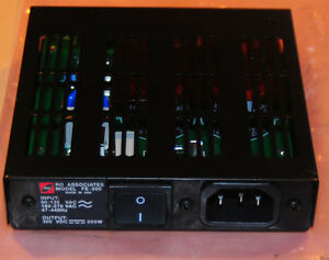 Ro Associates Fe 300 Ac dc 300v Power Supply Front End For Dc dc Converters