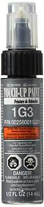 Genuine Toyota 00258 001g3 21 Magnetic Gray 1g3 Touch Up Paint Pen New Free Ship