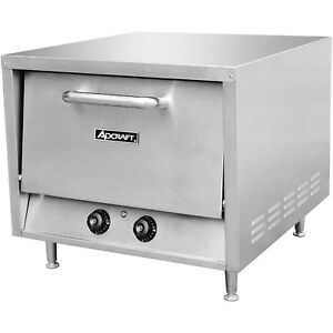 Commercial Kitchen Countertop Electric Pizza Oven 23 With 2 Shelves