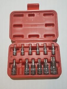 Mac Tools 13 Pc Torx Driver Set St13b missing 1 Pc
