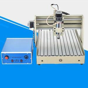3 Axis Usb 3040 400w Cnc Router Engraver Engraving 3d Cutting Milling Machine