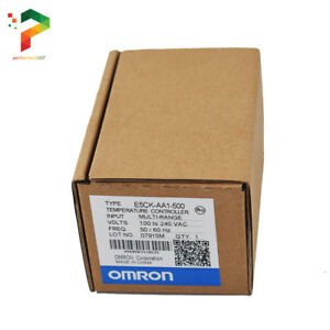 Omron Automation Digital Temperature Controller E5ck aa1 500 New In Box