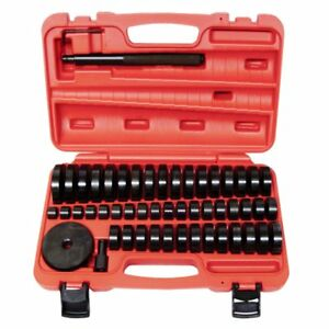 52 Pcs Sets Seal Drive Set Bushing Removal Tool Bushing Driver Set Kit Ma