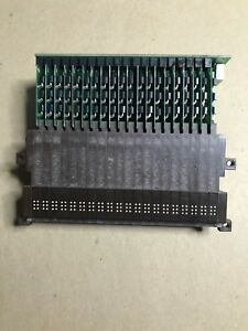Telesensory 6 Pin Braille Display Module 20 Cells Versabraille Blindness Device