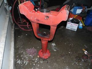 Farmall F12 Tractor Front End
