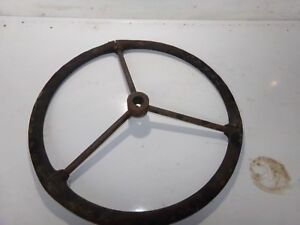 Oliver 770 Gas Tractor Steering Wheel