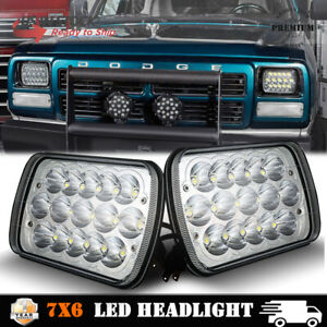 Rectangle Shaped Sealed Beam Headlight Builtlamp For Ford Toyota Pickup Truck Gm