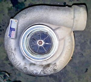 Volvo D12 Holset Turbo Charger 3599996 Hx52