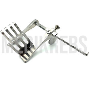 Badgley Laminectomy Retractor 4 Prong 20cm Surgical Instruments