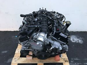 2013 Ford F150 3 5l Ecoboost Complete Engine Assembly Vct And Chain Replaced