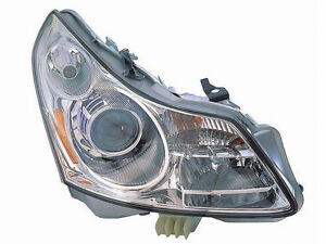 Infiniti Headlight | Glass House Online Automotive Parts Catalog