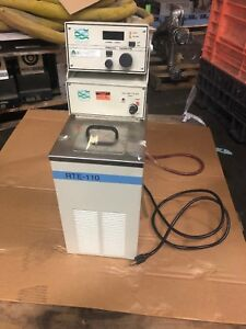 Neslab Rte 110 Recirculating Chiller Water Bath Laboratory Bath 115v