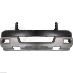 Fo1000524 New Bumper Cover Front For Ford Expedition Xlt Model 2003