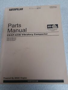 Caterpillar Parts Manual Cp 433e Cs 433e Vibratory Compactors Kebp0292 30