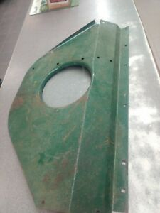 Upper Beater Shield For New Idea Manure Spreader 0168sr