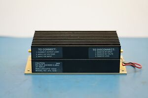 Mini circuits Zhl 42w Coaxial Amplifier 700 4200 Mhz 50 Sma 30day Wty