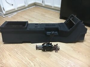 1982 Pontiac Trans Am Center Console And Shifter Assembly Knight Rider