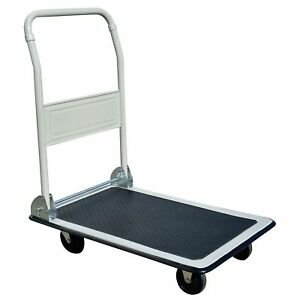 Pro series Folding Platform Truck 330 Lb Capacity best Price service In The Us
