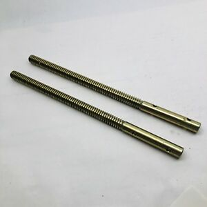 Lot Of 2 unbranded Vise Screw