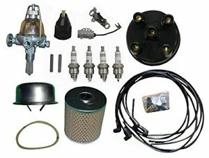 Ford Tractor Tune Up And Maintenance Kit 8n Naa Jubilee
