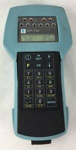 Druck Dpi 720 Multifunction Measurement Source Simulate Process Sign Calibrator