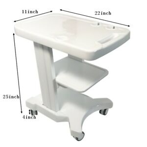 Portable Tool Cart Mobile Trolley Cart For Ultrasound Imaging System Scanner Hot