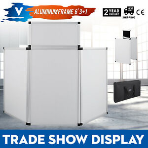 5 9 X 3ft Trade Show Display Presentation 3 Panel 1 Header Hot Factory Direct