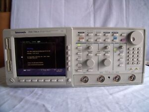 Tektronix Tds784a Oscilloscope 1ghz 4gs s Opt 13 1f 1m 2f Self Cal Passed o1