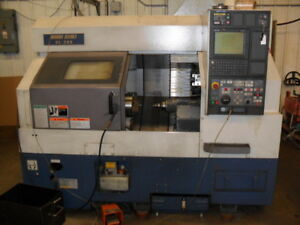 Used Mori Seiki Cl 203 Cnc Turning Center Lathe W Tailstock 8 Chuck Msc 803 00