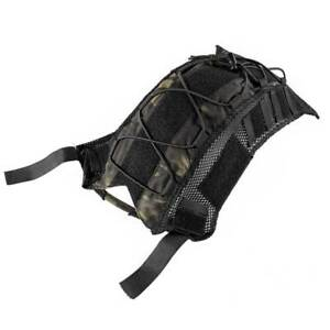 OneTigris Tactical Cordura Helmet Cover for Ops-Core FAST PJ Helmets L XL Size