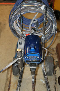Graco Ultimate Mx Ii 490 Pc Pro Electric Airless Sprayer
