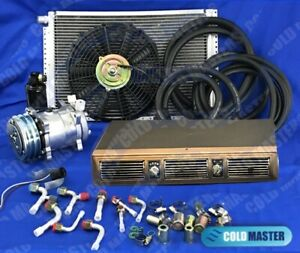 A C Kit Universal Under Dash Evaporator 450 Hd Kit Air Conditioner 450 1b Br