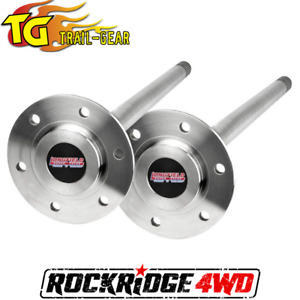 Trail Gear Longfield Chromoly Rear Axle Shafts Pair For 79 85 Toyota Pickup