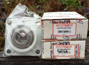 Ami Mucfpl207 20w Ball Bearing Flange Unit